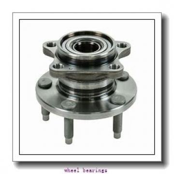 Ruville 5817 wheel bearings
