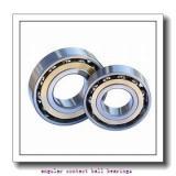 110 mm x 200 mm x 38 mm  KOYO 7222CPA angular contact ball bearings