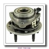 Toyana CX482 wheel bearings